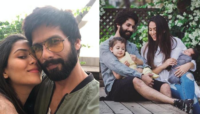 Mira Rajput Kapoor's Day 13 Walk Is With 'Her Love' Zain Kapoor, She Shares A Cute Picture