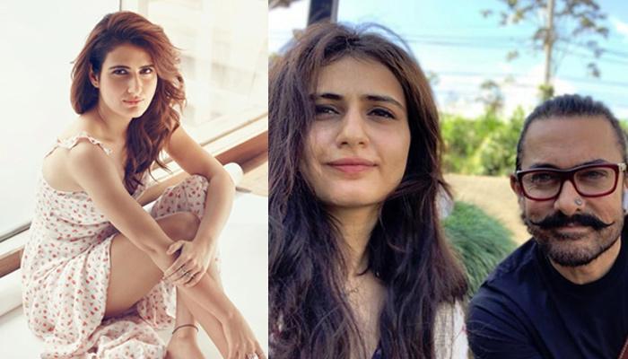 Fatima Sana Shaikh Reveals That Linkup Rumours With Her 'Mentor', Aamir Khan, Disturbs Her