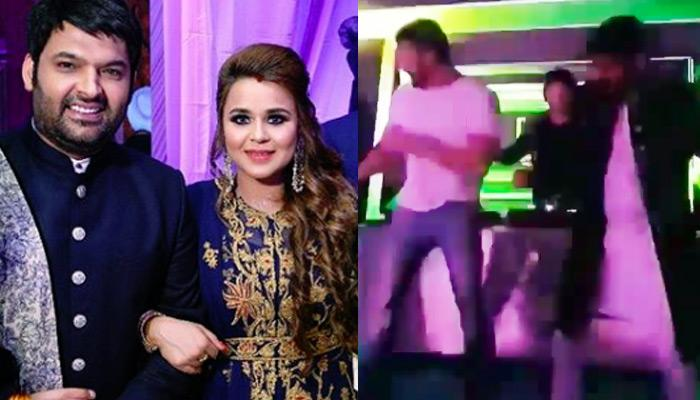 Kapil Sharma Performs With Mika And Sohail Khan On Third Wedding Reception In Delhi, Videos Inside