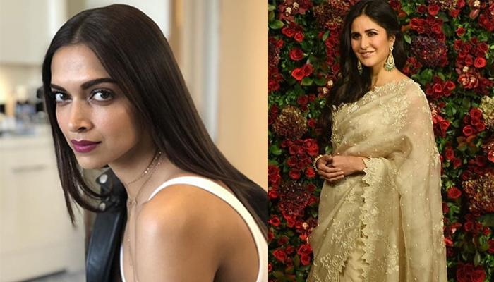 Deepika Padukone Comments 'Stop It' On Katrina Kaif's Latest Sizzling Instagram Post