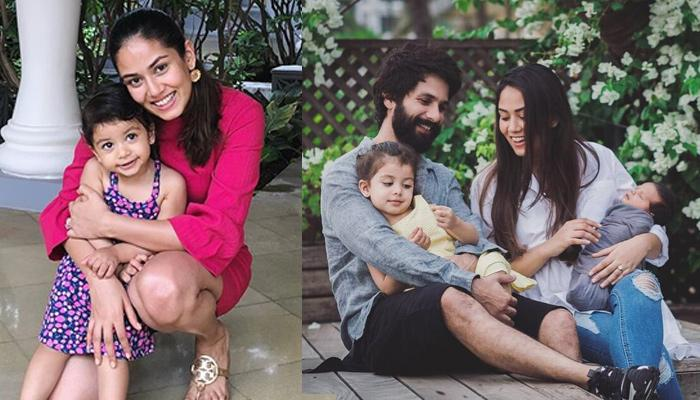 Misha Rajput Kapoor Shares How She Lets Daughter Misha, Feel That Baby Brother Zain Kapoor Is Hers