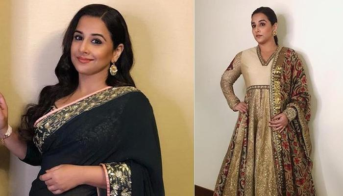 Vidya Balan On Fat-Shaming Issue, This Is How She Reacts When Someone Asks Her To Exercise