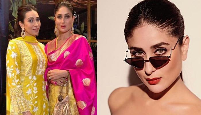Karisma Kapoor Trolls Baby Sister Kareena Kapoor For Wearing Sunglasses That She Wants For Taimur