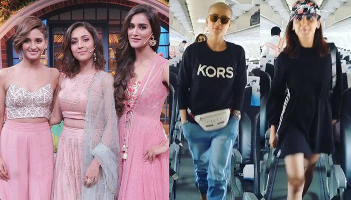 Neeti Mohan Is A Happy Bride-To-Be At Her Bachelorette, Mohan Sisters-Tahira Kashyap Have A Blast