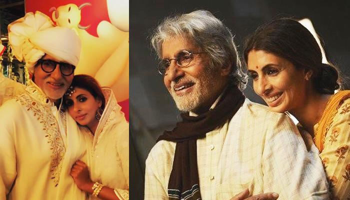 Amitabh Bachchan's Emotional Post After His Daughter, Shweta Bachchan's Novel Becomes A Bestseller