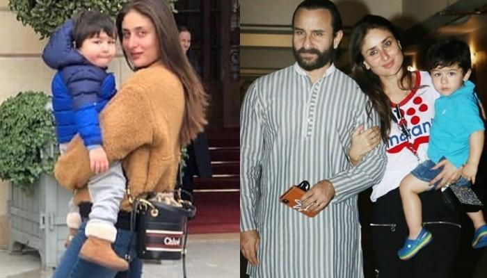 Kareena Kapoor Khan Says There Is A Looming Guilt Whenever She Leaves Taimur At Home