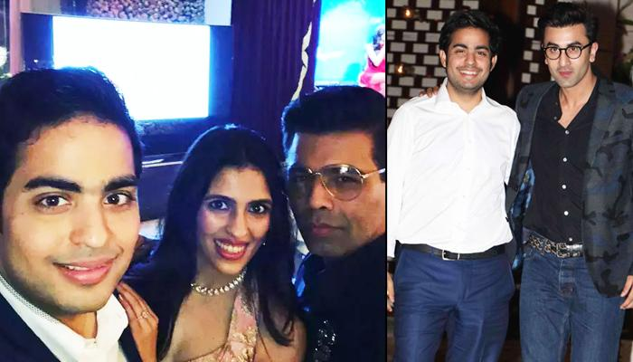 Akash Ambani To Have A Bachelor Bash In Switzerland, Ranbir Kapoor And Karan Johar To Join The Party