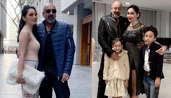 Sanjay Dutt's Wife Maanyata Dutt Said That She Came In His Life Like A Barricade To Protect Him