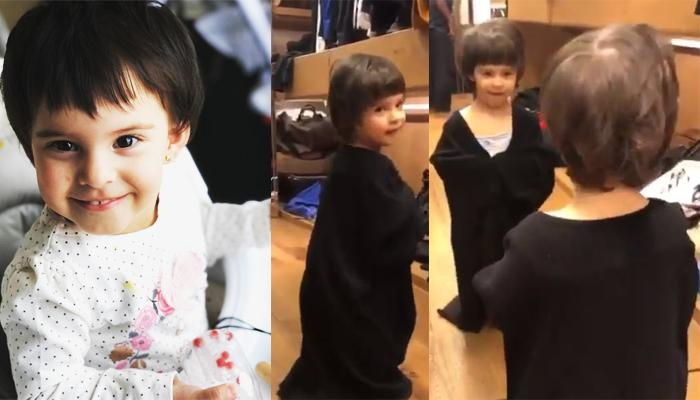 Karan Johar's 2-Year-Old Daughter, Roohi Johar Is Another Poo From K3G In Making, Here's The Proof