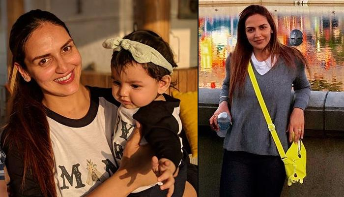 Esha Deol, Pregnant With Her Second Child, Shares The One Place She Wants To Visit With Her 'Babies'