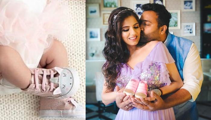 Nishka Lulla Shares The First Picture Of Baby Girl Miraya, Says The 1-Month Old Loves Dancing