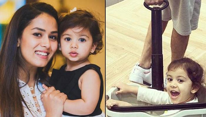 Mira Rajput Kapoor Gets 2-Year-Old Misha Kapoor's Hair Coloured, Says She Isn't Regular But Cool Mom