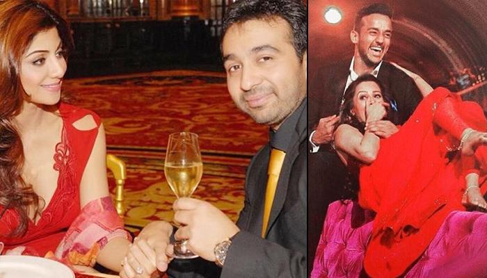 Raj Kundra Recreates How He Proposed To Shilpa Shetty In His Music Video Starring Anita And Rohit
