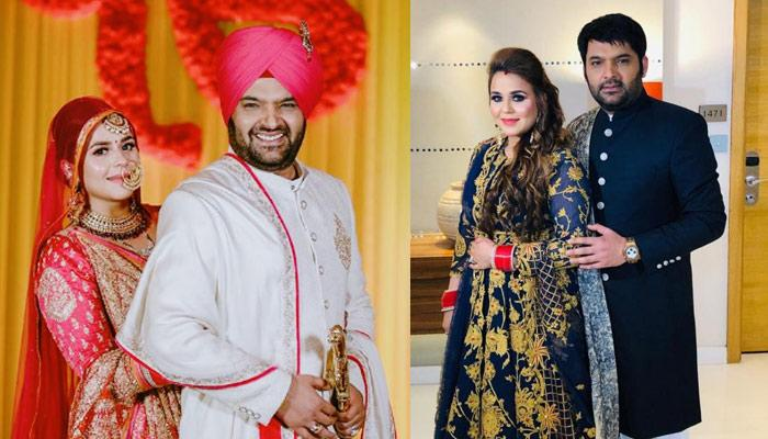 Unseen Dreamy Click From Kapil Sharma And Ginni Chatrath's Anand Karaj Ceremony, Picture Inside