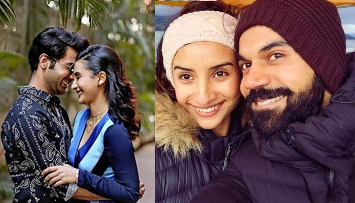 Patralekhaa Can't Keep Calm After Seeing Her Sketch With Raj Kummar Made By A Fan, Pic Inside