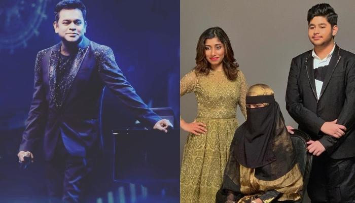 AR Rahman Gives Befitting Reply To Trolls Slamming His Daughter, Says 'They Are Just Over Concerned'