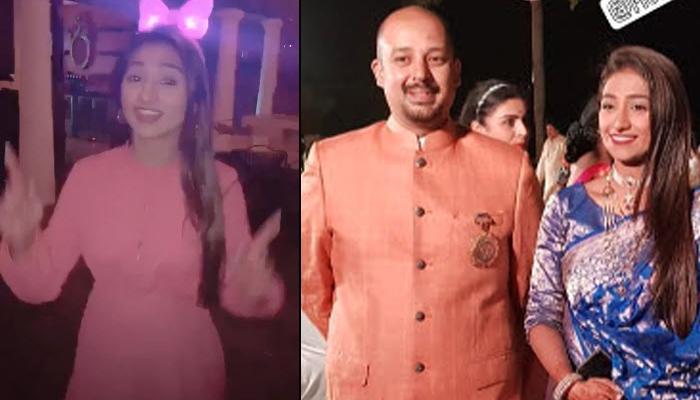 Mohena Kumari Singh Of 'Yeh Rishta Kya Kehlata Hai' Gets Engaged In Goa, Here's First Pic Of Couple