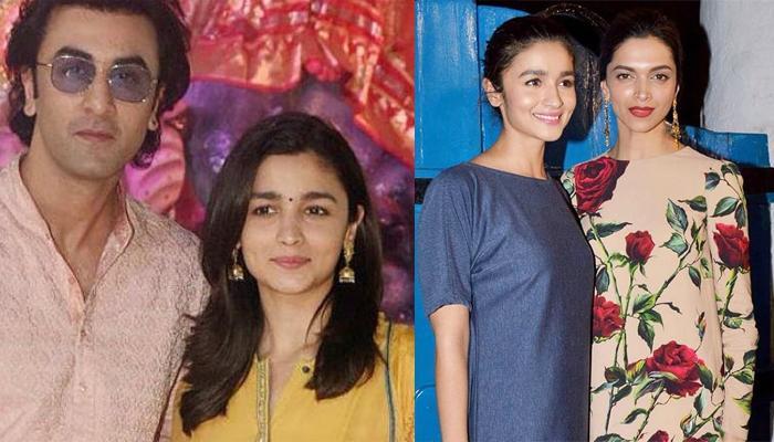 Alia Bhatt Praises Her Current BF, Ranbir Kapoor's Ex GF, Deepika Padukone, Calls Her Soul Beautiful