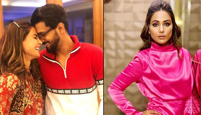 Hina Khan S Bf Rocky Jaiswal Slams Diet Sabya Who Trolled Her For