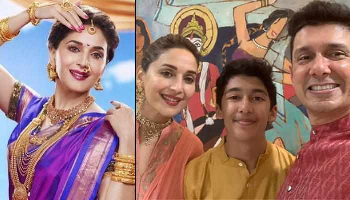 Madhuri Dixit Teased Son Arin With This Hilarious Statement When He Asked Her To Teach Him Hip-Hop
