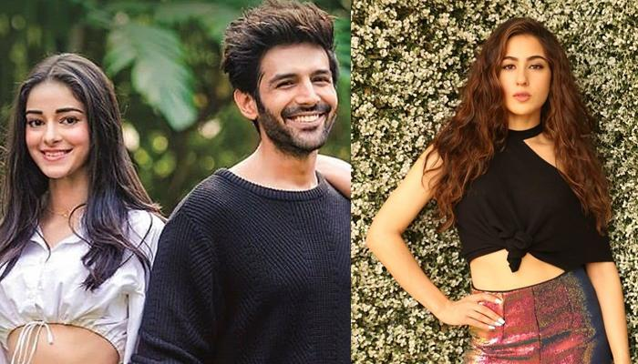 Kartik Aaryan Called Sara Ali Khan And Ananya Pandey From KwK, Guess Who Picked Up His Call?