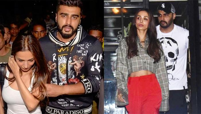 Malaika Arora Comments On Arjun Kapoor's Hilarious 'Panipat' First Look, Their PDA Is Unmissable