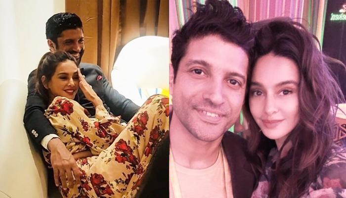 Farhan Akhtar Turns 'Shayar' For Girlfriend, Shibani Dandekar, This Is How She Reacted