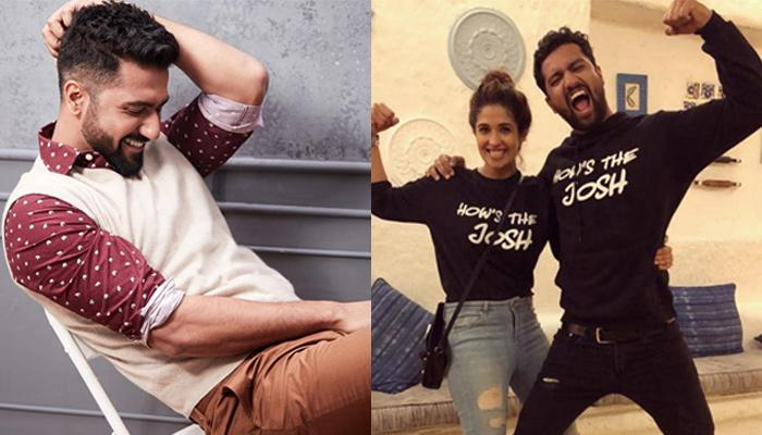 Vicky Kaushal Reveals How He Fell In Love With GF Harleen Sethi, Says It Felt Right From Beginning