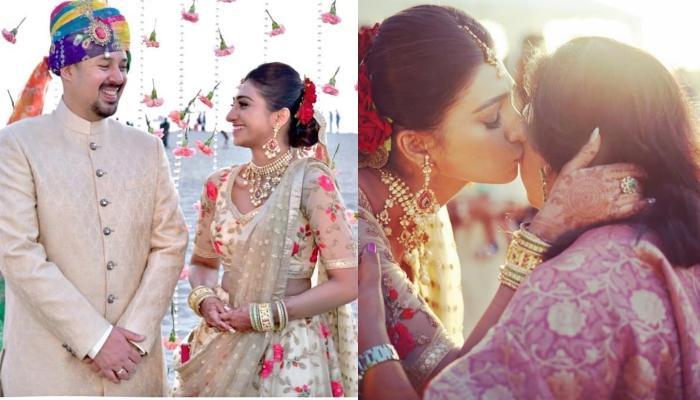 'Yeh Rishta Kya Kehlata Hai' Fame Mohena Kumari Shares Unseen Pictures From Her Engagement Bash