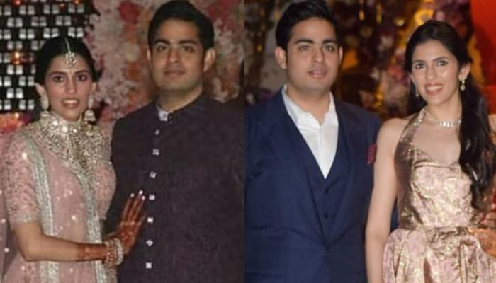 Exclusive Video: Akash Ambani-Shloka Mehta Wedding Invite Is Made In Silver With Radha-Krishna Theme