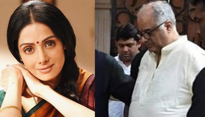 Boney Kapoor, Brother Anil Kapoor Reach Chennai To Hold Puja For Sridevi's First Death Anniversary