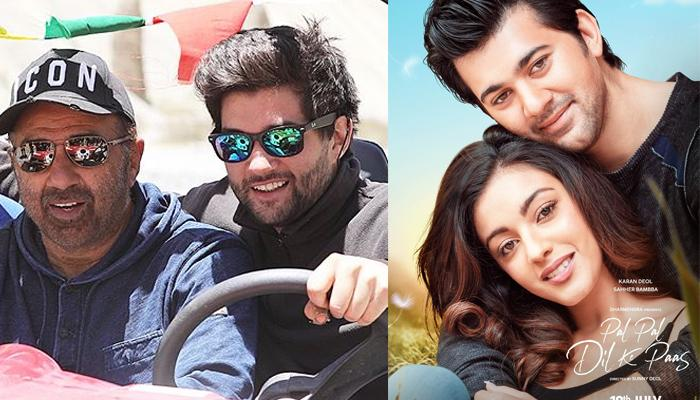 Sunny Deol Emotionally Shares His Son, Karan Deol's Debut Film's Poster, 'Pal Pal Dil Ke Paas'