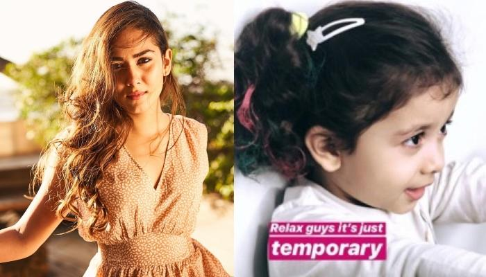Mira Rajput Opens Up On Being Trolled For Colouring Her Daughter Misha's Hair