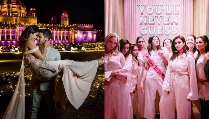 Priyanka Chopra Reveals How Nick Jonas Made Her Bridesmaids Feel Depressed A Day Before Wedding