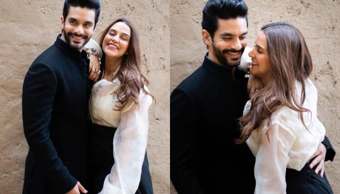 Angad Bedi Wishes Neha Dhupia On Their First Valentine's Day Post-Marriage And It's Way Too Sweet