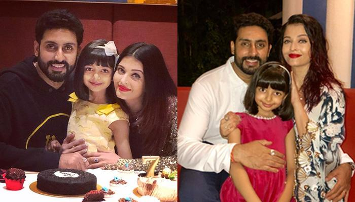 Aishwarya Rai Bachchan Posts A Beautiful Family Picture With Abhishek-Aaradhya On Valentine's Day