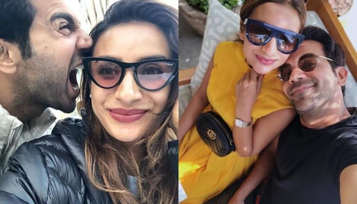 Patralekhaa And Rajkummar Rao Wish Each Other On Valentine's Day With Lovely Messages And Pics