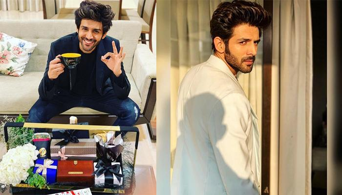 Kartik Aaryan Thinks Nobody Will Go On A Date With Him, So He Shares The Pic Of His Valentine