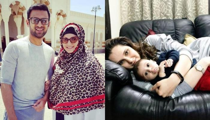 Sania Mirza Shares Picture With Her Valentine Forever Izhaan, His Expressions Are Not To Be Missed