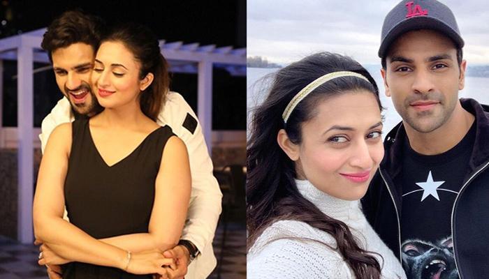 Divyanka Tripathi And Hubby Vivek Dahiya Had Their Own Unique Way Of Celebrating Valentine's Day
