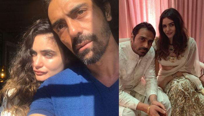 Image result for arjun rampal wife