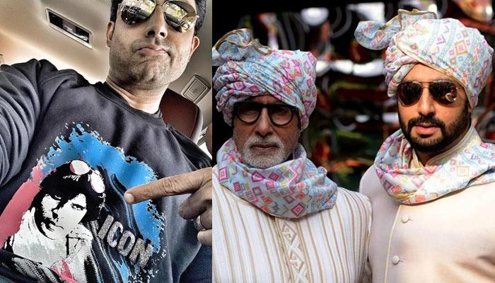 Abhishek Bachchan's Heartfelt Note For Amitabh Bachchan On Completing 50 Years In The Industry