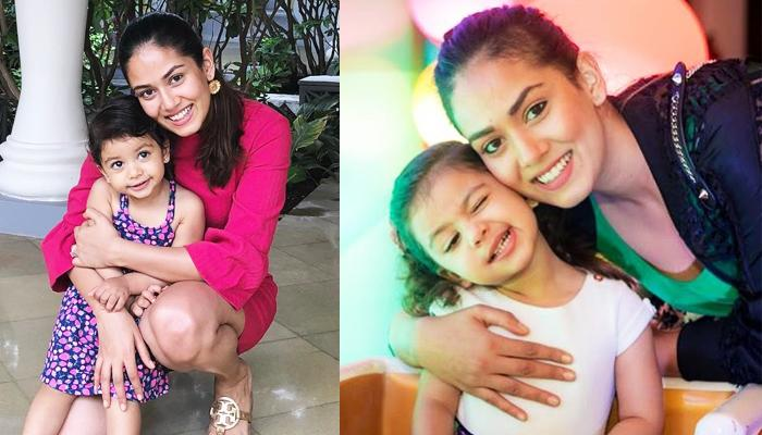 Mira Rajput Kapoor Bribes Misha Kapoor For Mushy Pictures Which Radiate Pure Mother-Daughter Love