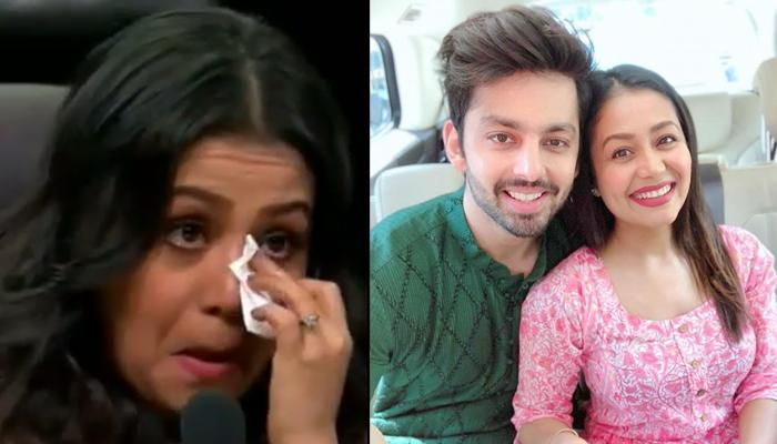Neha Kakkar Gets Emotional After Watching Performance On This Song, Reminded Her Of Ex-Himansh Kohli