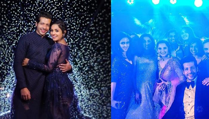 Neeti Mohan's Post-Wedding Look With Nihaar Pandya, Flaunts Chooda And Mangalsutra (Pic Inside)