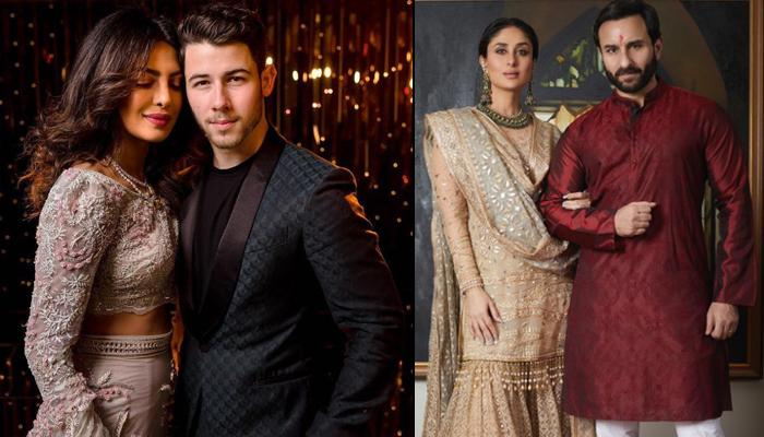Saif Ali Khan-Kareena Kapoor And Nick Jonas-Priyanka Chopra Proposals Had This In Common [VIDEO]