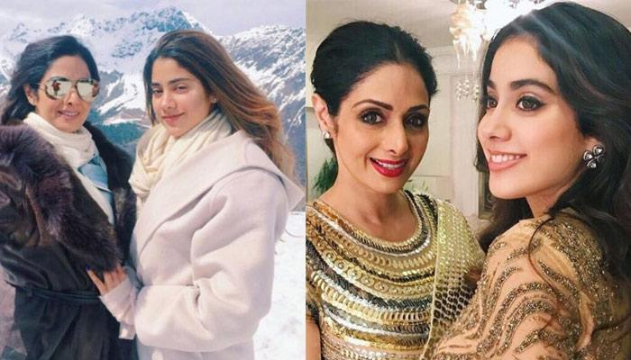 Unseen Picture Of Sridevi With Little Baby Janhvi Kapoor, Late Actress Glows In Ever-Shinning Smile