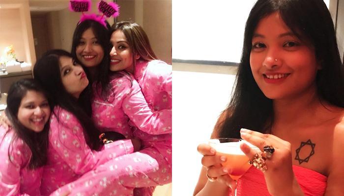 Bipasha Basu's Baby Sister, Vijayeta Basu's Pyjama-Themed Bachelorette Party, Pics Inside