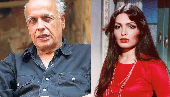 Mahesh Bhatt On Parveen Babi's Illness, Recounts How She Had A Kitchen Knife In Her Hand Once