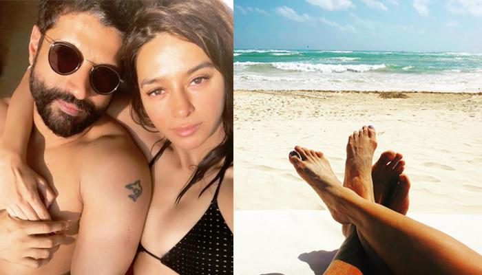 Farhan Akhtar And GF Shibani Dandekar Are Off To A Dreamy Beach Vacay At An Exotic Location, [Pics]